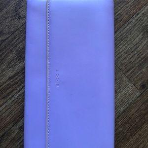 Lodis Luna leather wallet